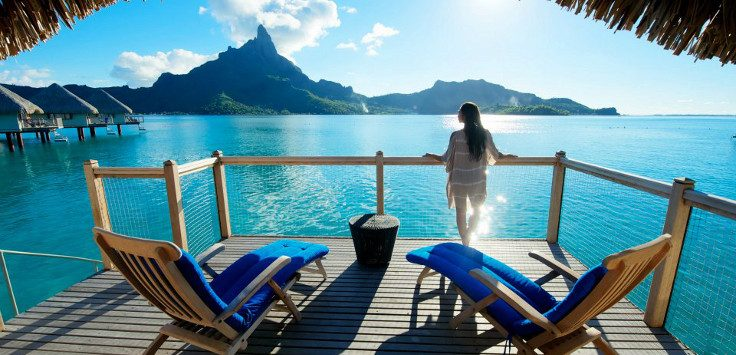 Image Result For Vacations To Bora Bora All Inclusive New All Inclusive Resorts St Regis Resort In Bora Bora All