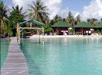 bora bora romantic lodges, tahit guest houses and hostels